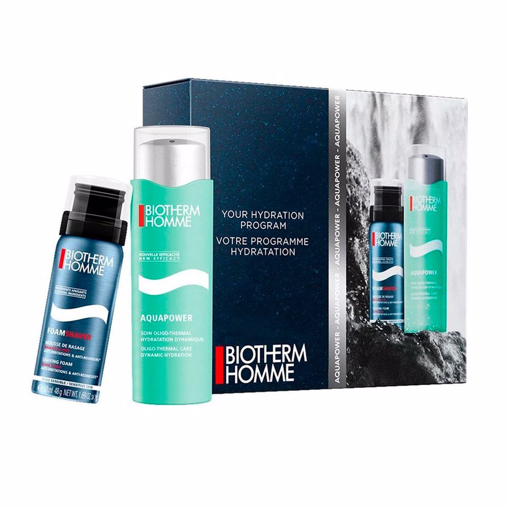 HOMME AQUAPOWER LOTE
