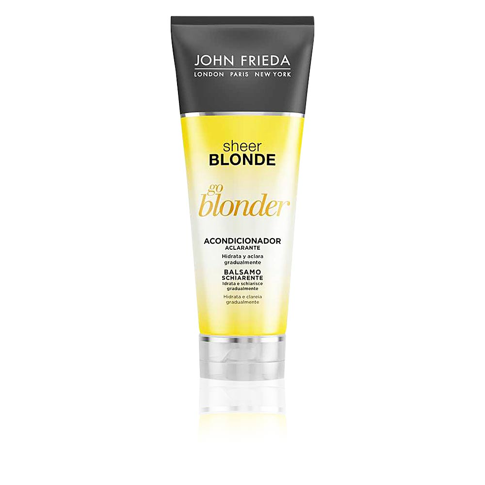 SHEER BLONDE acondicionador aclarante