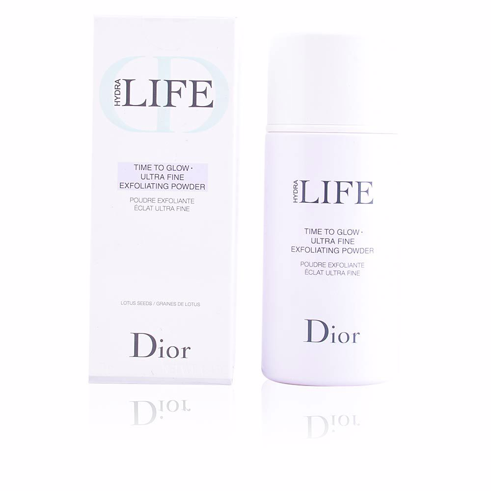 HYDRA LIFE time to glow ultra fine exfoliating powder