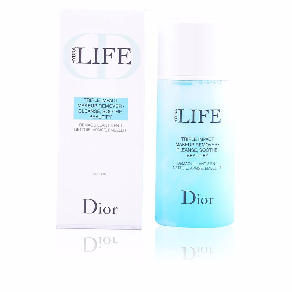 HYDRA LIFE triple impact make up remover