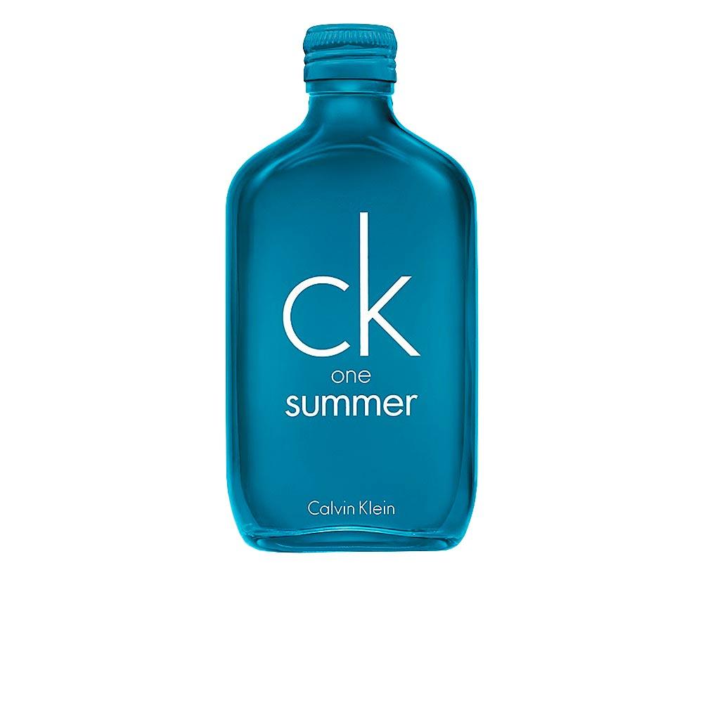 CK ONE SUMMER 2018 eau de toilette vaporizador
