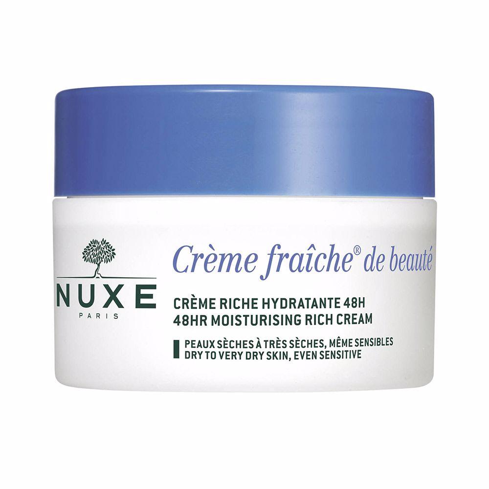 CRÈME FRAÎCHE DE BEAUTÉ crème riche hydratante 48h