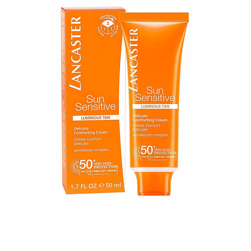SUN SENSITIVE delicate comforting cream SPF50+