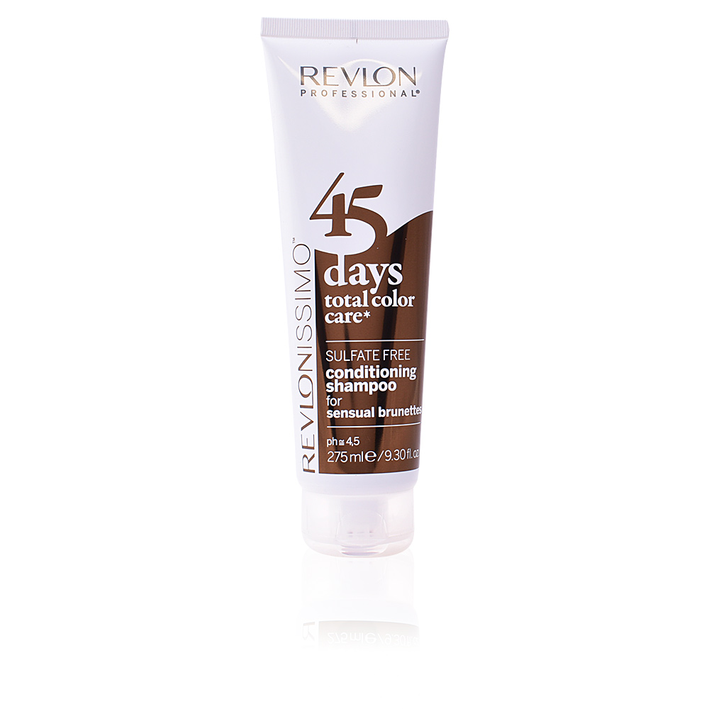 45 DAYS conditioning shampoo for sensual brunettes