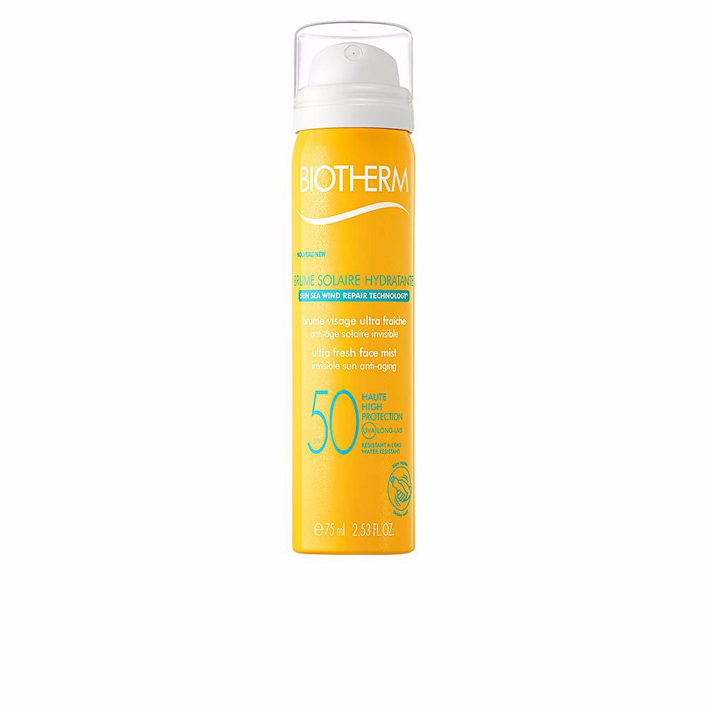 SUN ultra fresh face mist SPF50