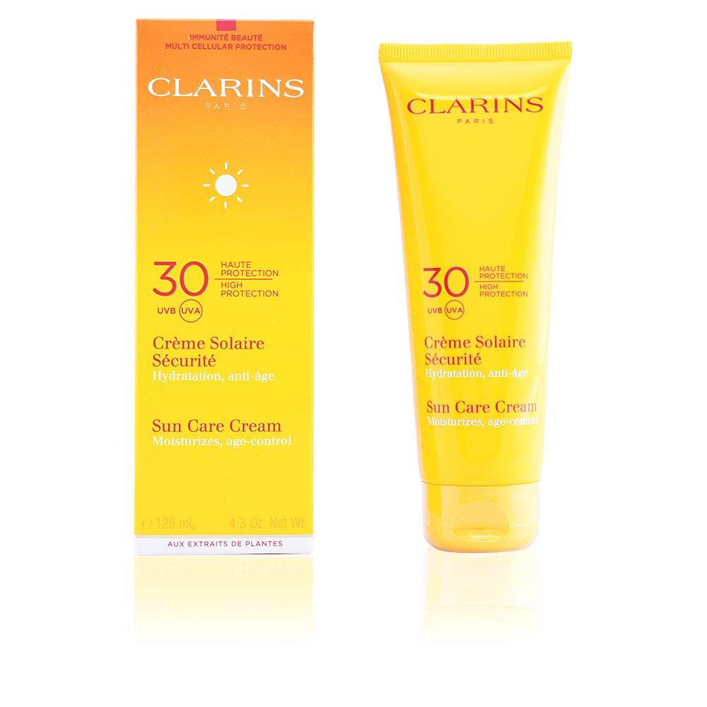 SUN crème solaire segurité SPF