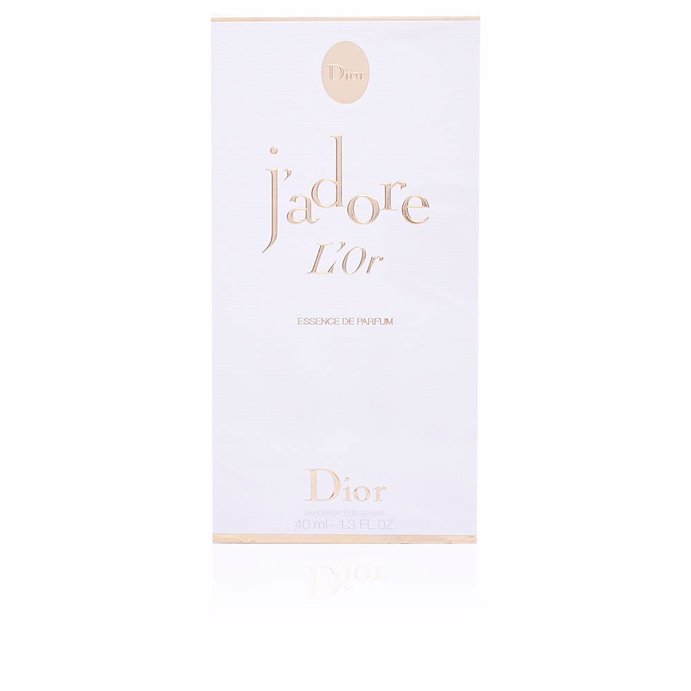 J´ADORE L´OR essence de parfum