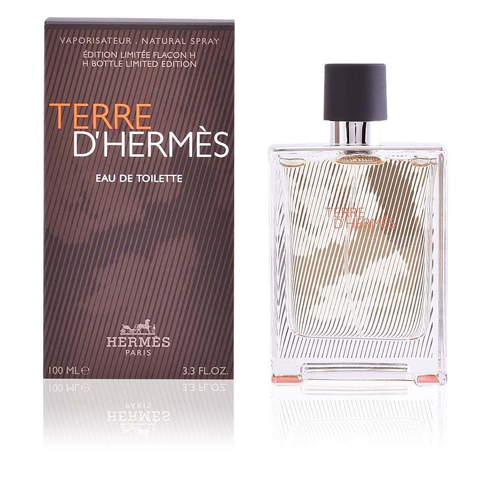 TERRE D'HERMÈS H bottle limited edition