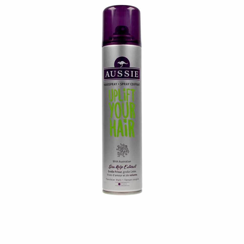 AUSSOME VOLUME & GLOSS hairspray