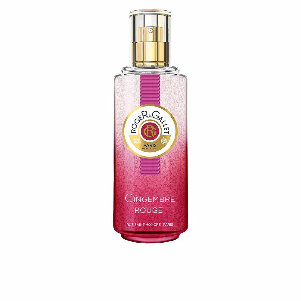 GINGEMBRE ROUGE eau parfumée bienfaisante