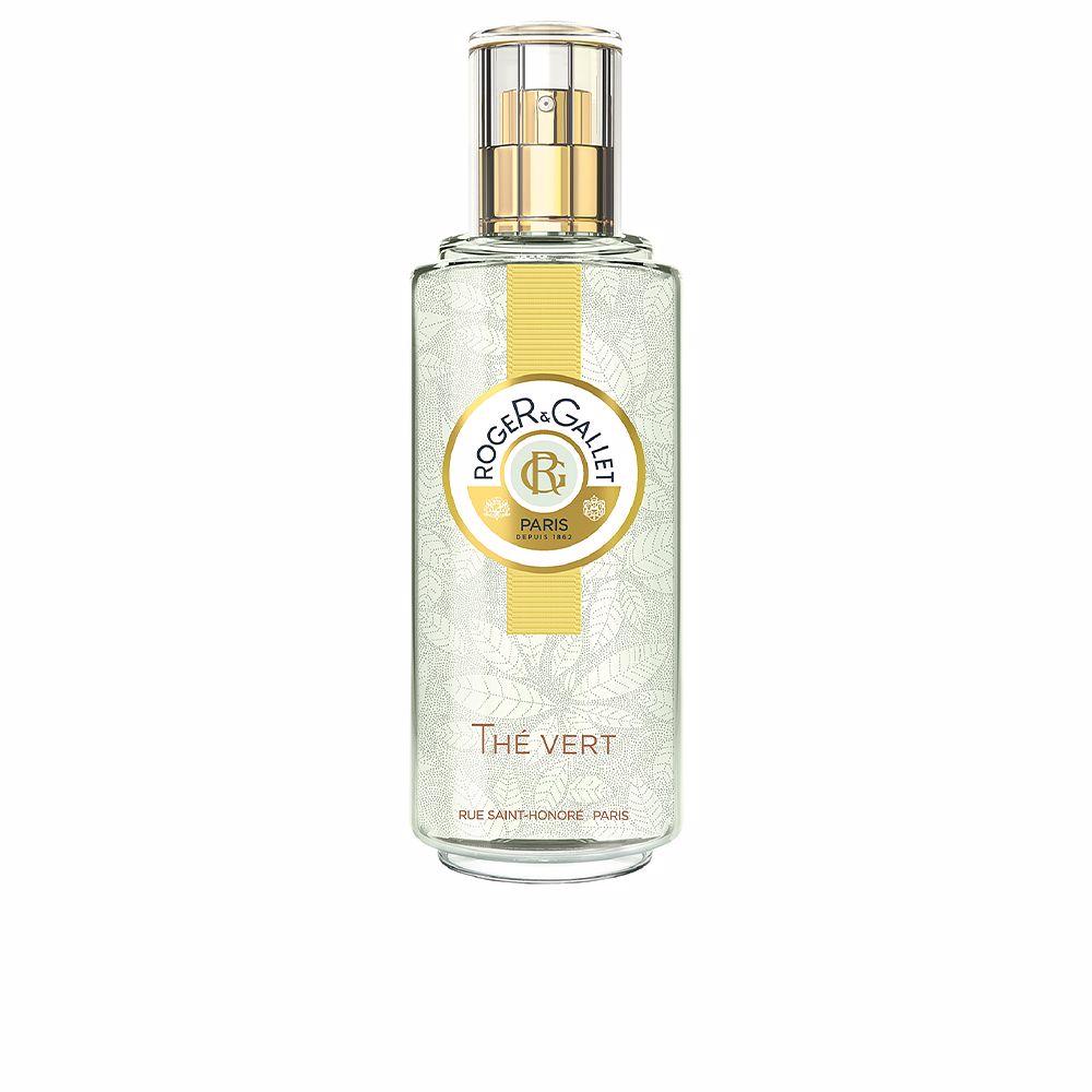 THÉ VERT eau fraich parfumée vaporizador
