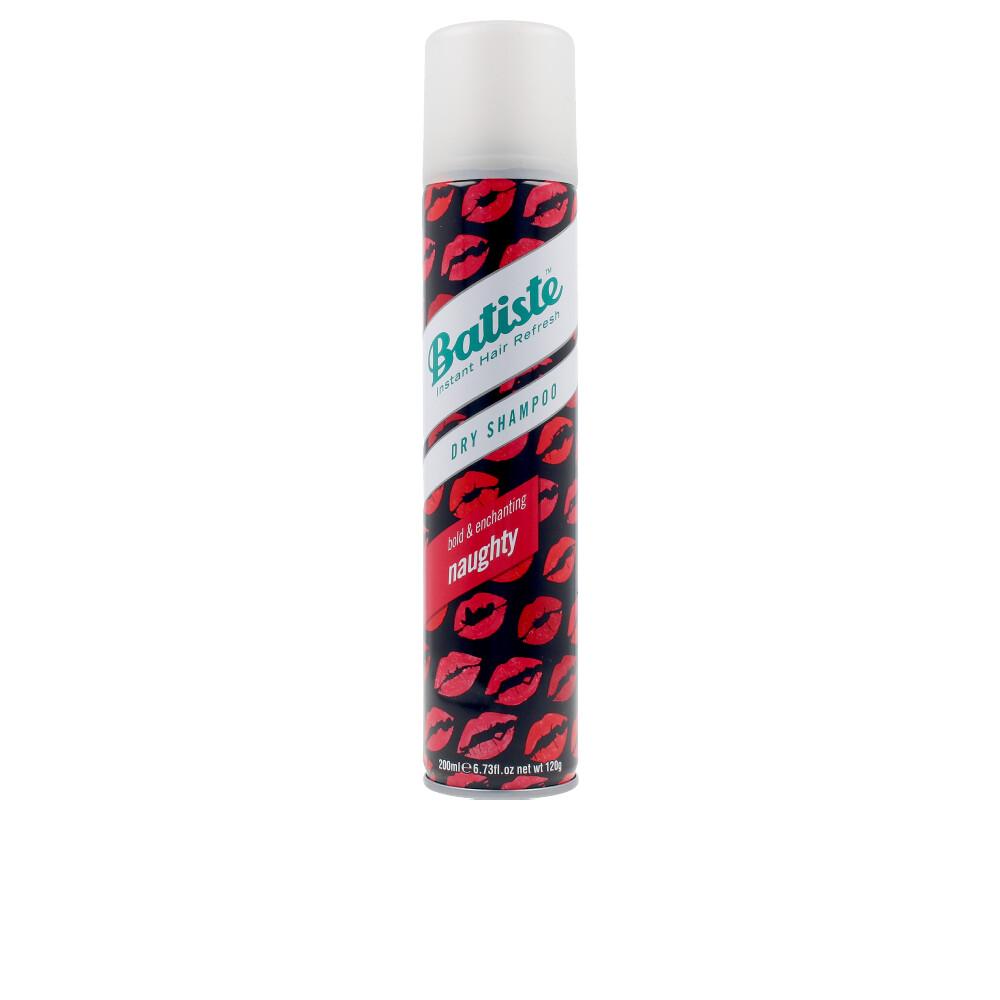 NAUGHTY dry shampoo