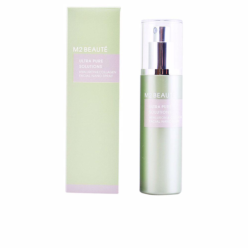 ULTRA PURE SOLUTIONS hyaluron&collagen facial nano spray