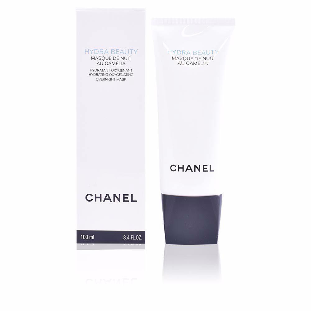 3dc59a305 Chanel HYDRA BEAUTY masque de nuit au camélia Tratamentos Faciais em ...