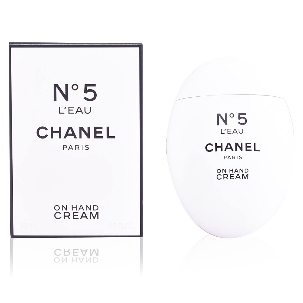 Nº5 L'EAU on hand cream