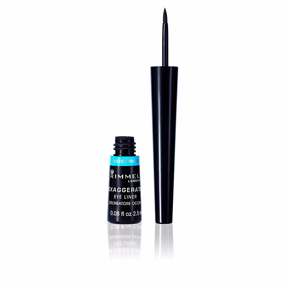 EXAGGERATE liquid eye liner waterproof