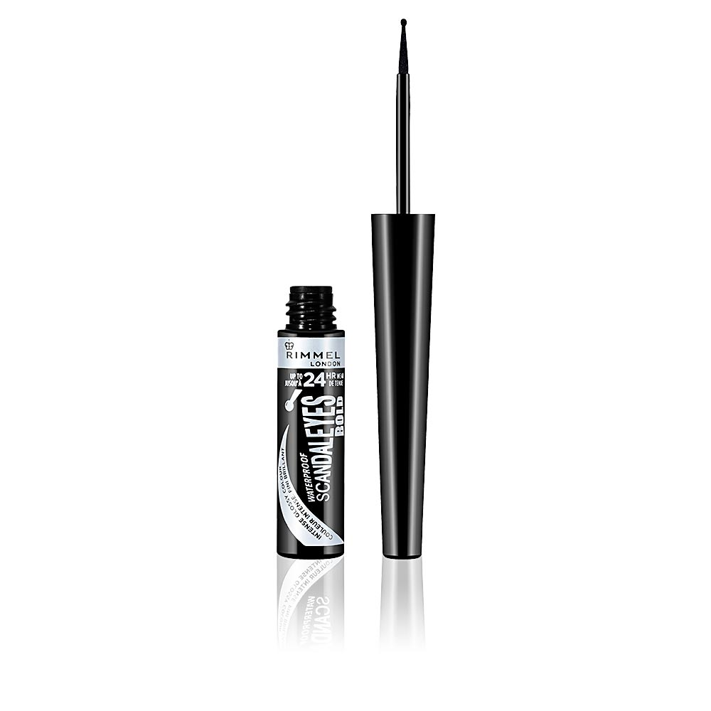 SCANDALEYES bold liquid eye liner