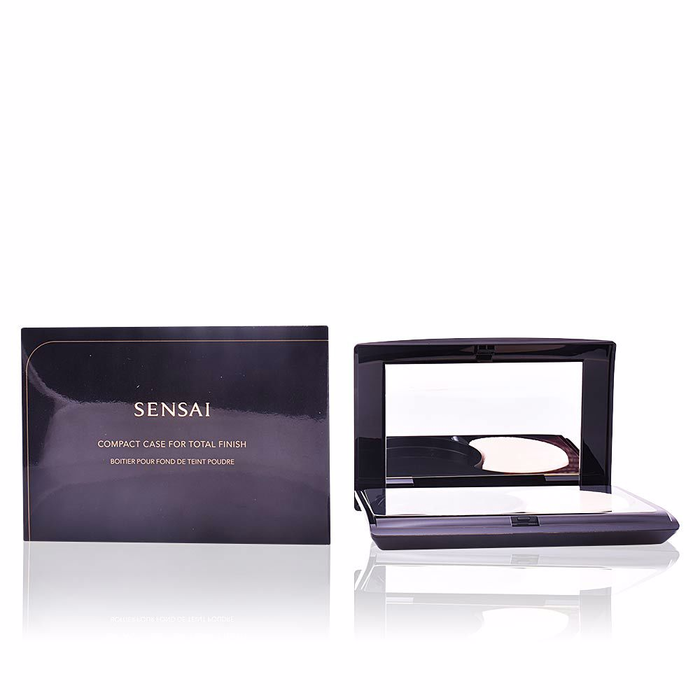 SENSAI COMPACT CASE for total finish