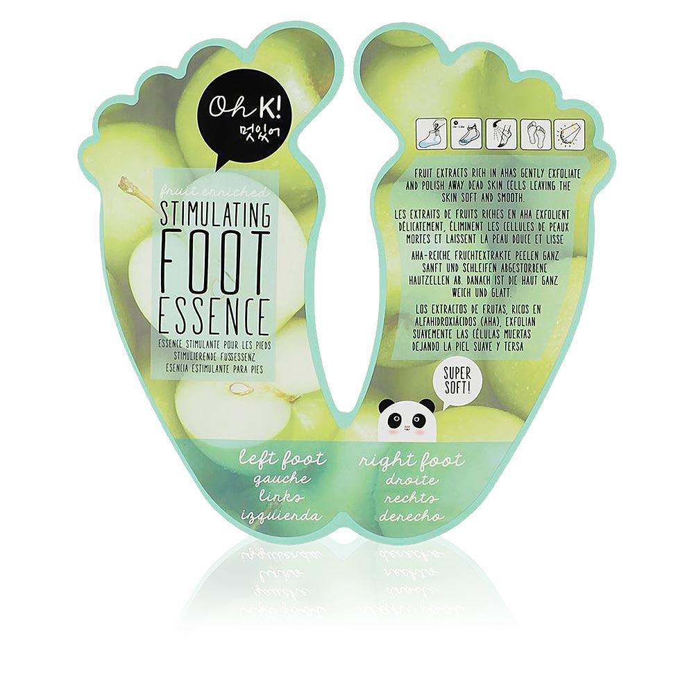 STIMULATING FOOT ESSENCE fruit enriched
