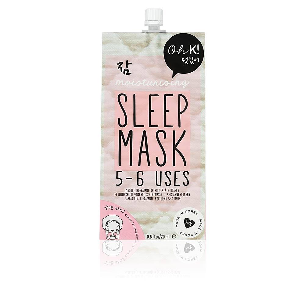 SLEEP FACE MASK moisturising