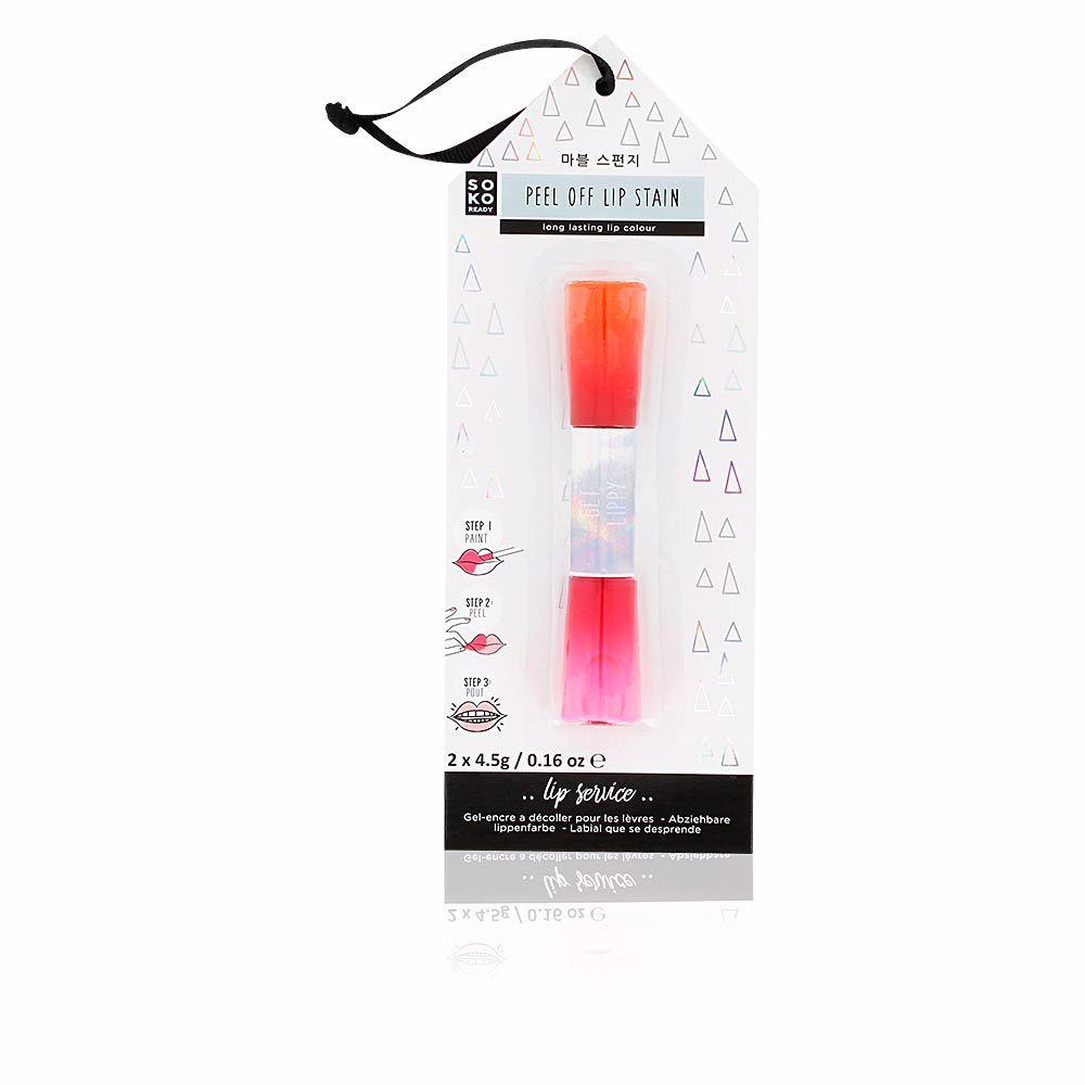 PEEL OFF LIP BALM STAIN long lasting lip color