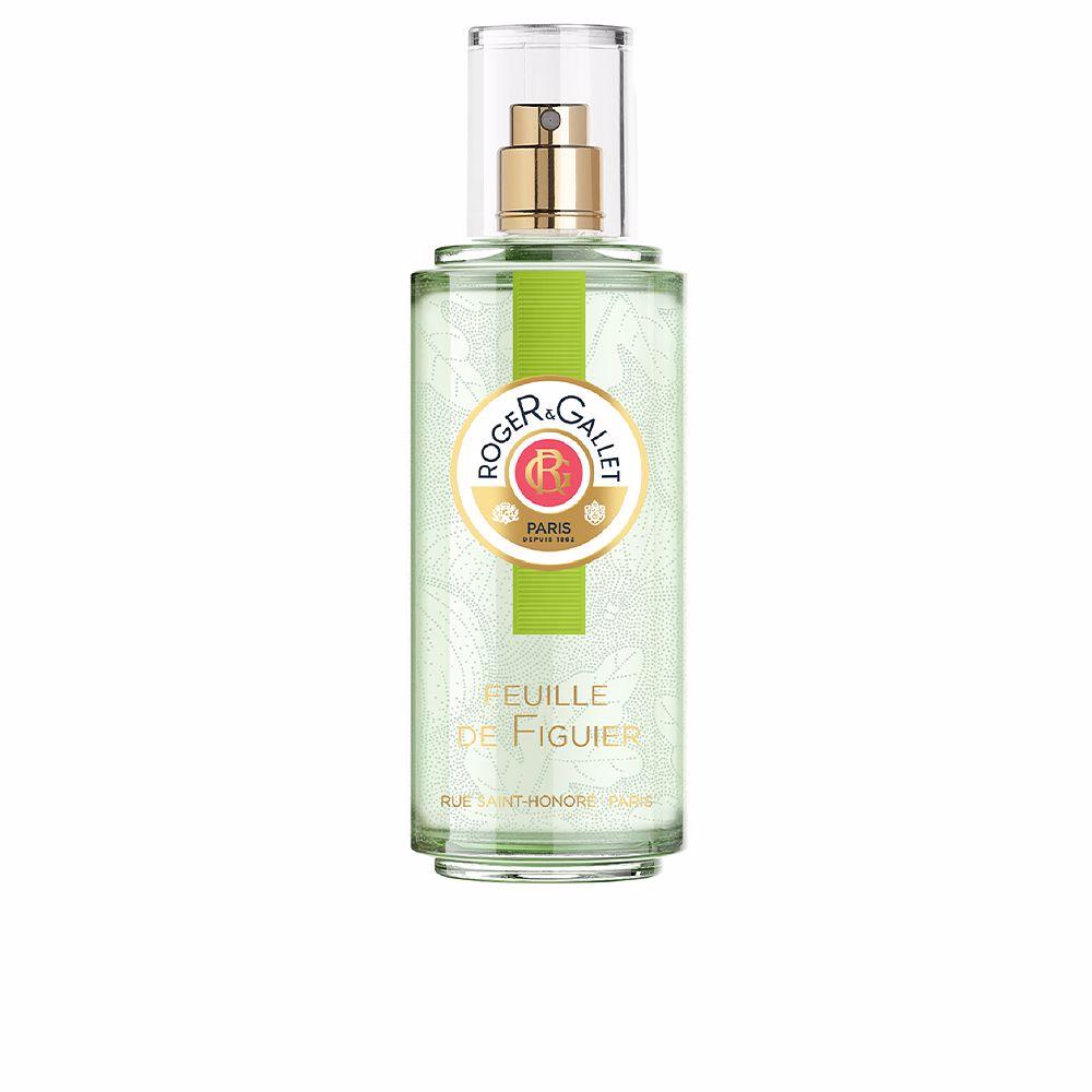 FEUILLE DE FIGUIER eau parfumée bienfaisante