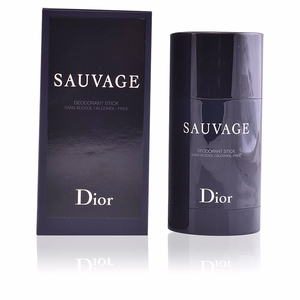 SAUVAGE deodorant stick alcohol free
