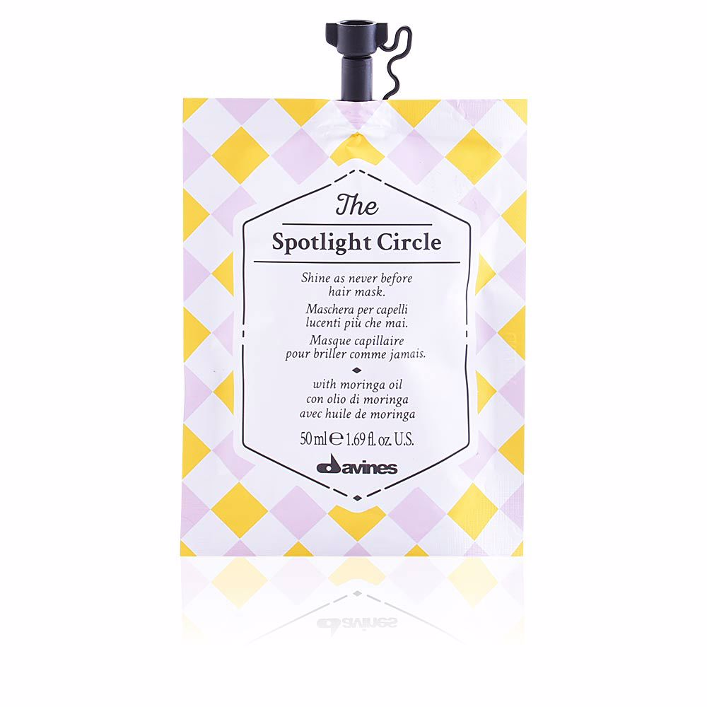 SPOTLIGHT CIRCLE shine hair mask