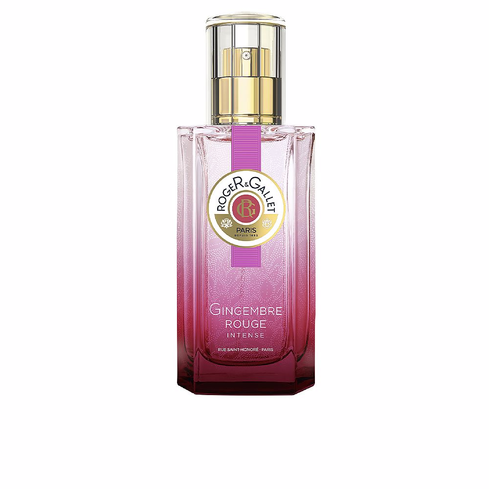 GINGEMBRE ROUGE INTENSE eau de parfum bienfaisante spray