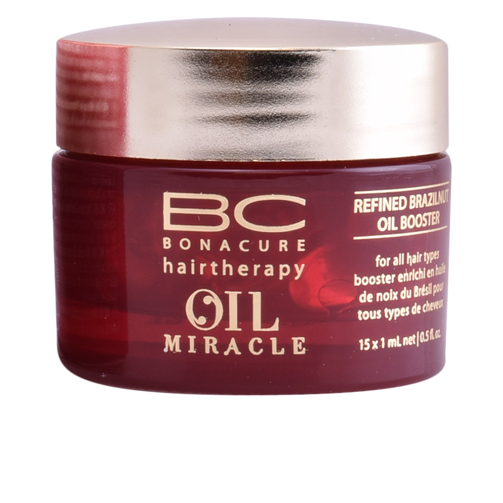 BC OIL MIRACLE refined brazilnut oil booster