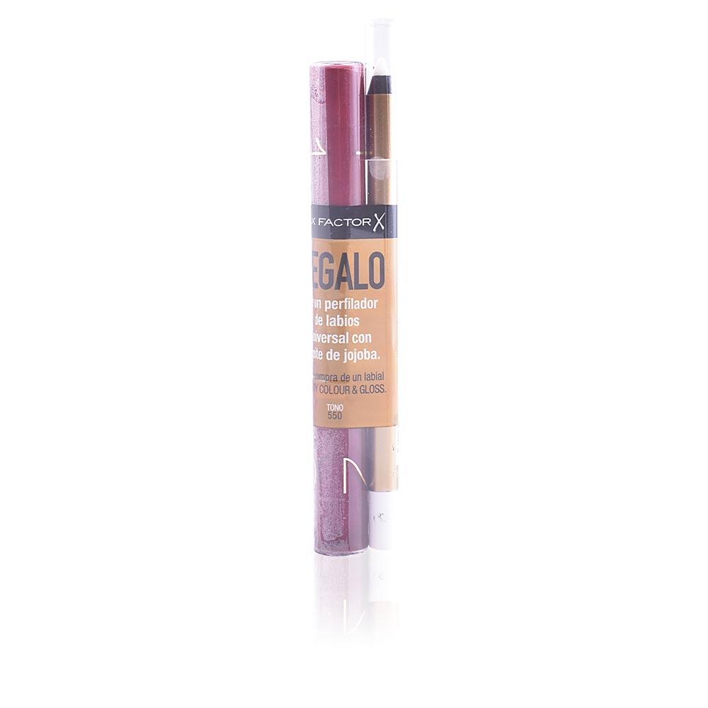 LIPFINITY colour & gloss + lip liner
