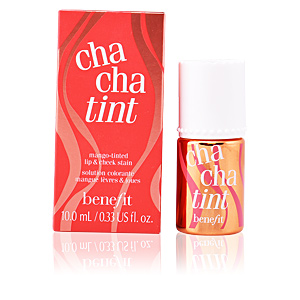 Pintalabios y labiales CHA CHA TINT mango-tinted lip & cheek stain Benefit