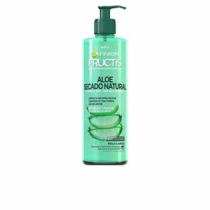 Hair styling product FRUCTIS ALOE SECADO NATURAL crema gel sin aclarado Garnier
