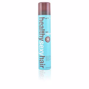Produit coiffant HEALTHY SEXYHAIR soy touchable hairspray Sexy Hair