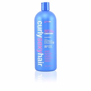 Detangling conditioner CURLY SEXYHAIR curl defining conditioner Sexy Hair