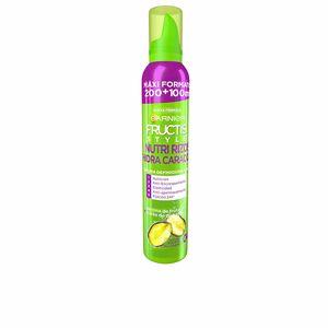 Producto de peinado FRUCTIS STYLE espuma hidrarizos perfectos Garnier