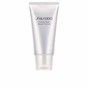 Traitement de l'acné, des pores et des points noirs ESSENTIALS purifying mask Shiseido
