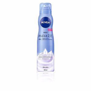 Idratante corpo BODY MOUSSE EFECTO SUAVE piel seca Nivea