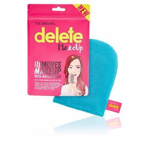 Delete Make Up, MAKE UP REMOVER glove #blue