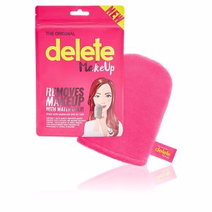 Delete Make Up, MAKE UP REMOVER glove #pink