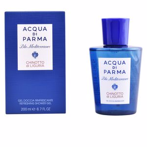 Gel de baño BLU MEDITERRANEO CHINOTTO DI LIGURIA refreshing shower gel Acqua Di Parma