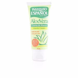 Hand cream & treatments ALOE VERA crema de manos Instituto Español