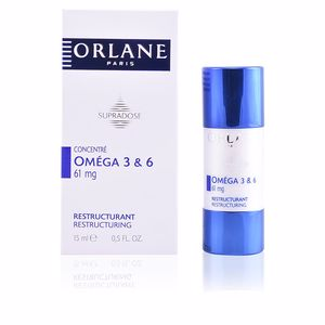 Tratamiento Facial Reafirmante SUPRADOSE concentré omega 3 & 6 Orlane
