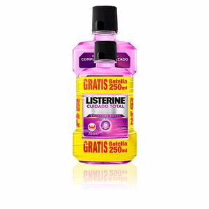 Bain de bouche TOTAL CARE MOUTHWASH COFFRET Listerine
