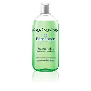 Gel de baño SAUNA RELAX shower & bath gel Barnängen