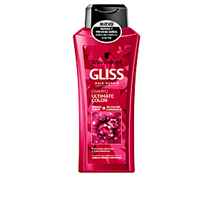 Shampooing couleur GLISS ULTIMATE COLOR champú Schwarzkopf