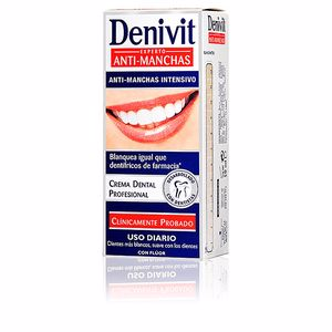 Toothpaste DENIVIT dentifrico anti-manchas Denivit
