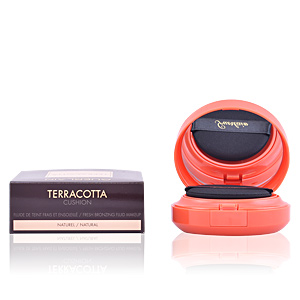 Base de maquillaje TERRACOTTA sun cushion SPF20 Guerlain