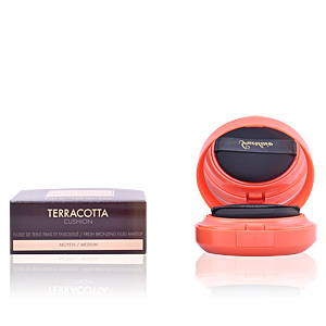 Foundation makeup TERRACOTTA sun cushion SPF20 Guerlain