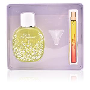 Clarins EAU DES JARDINS LOTE perfume